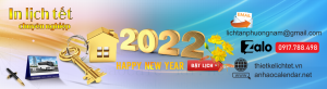 in lịch tết 2022