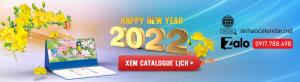 Catalogue lịch tết